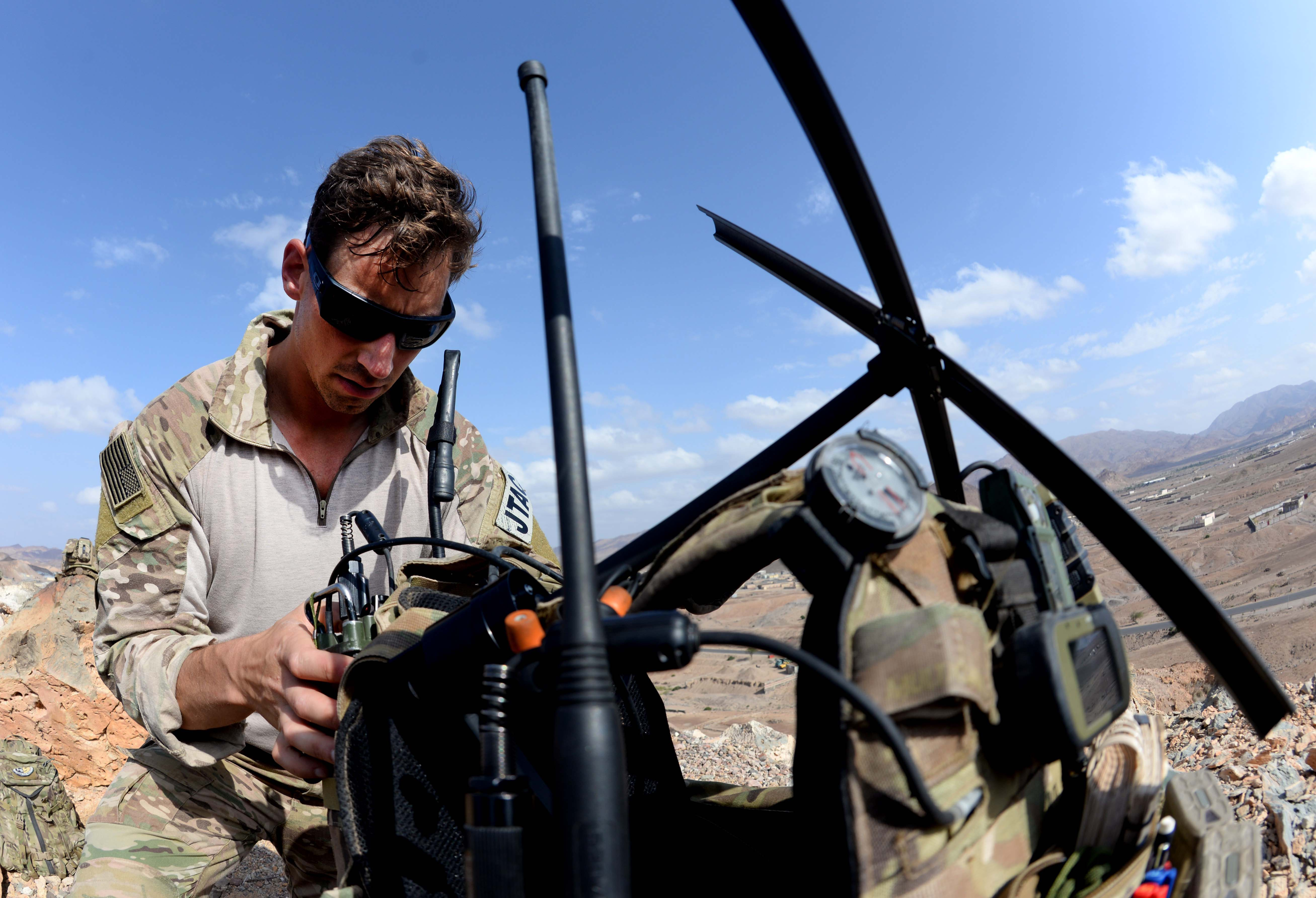 Combined Joint Task Force - Horn of Africa Image | Combined