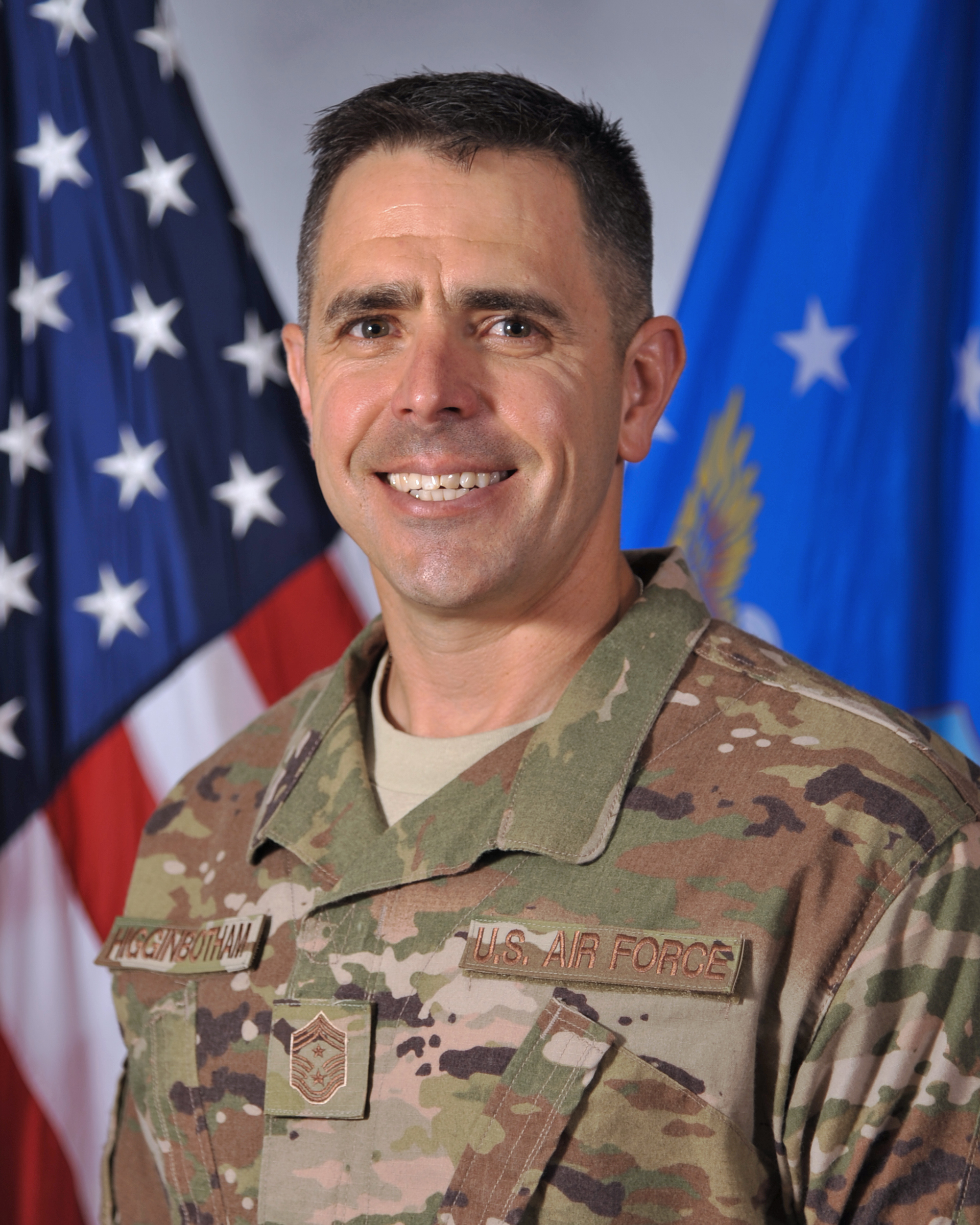 CJTF-HOA Senior Enlisted Leader Bio Photo