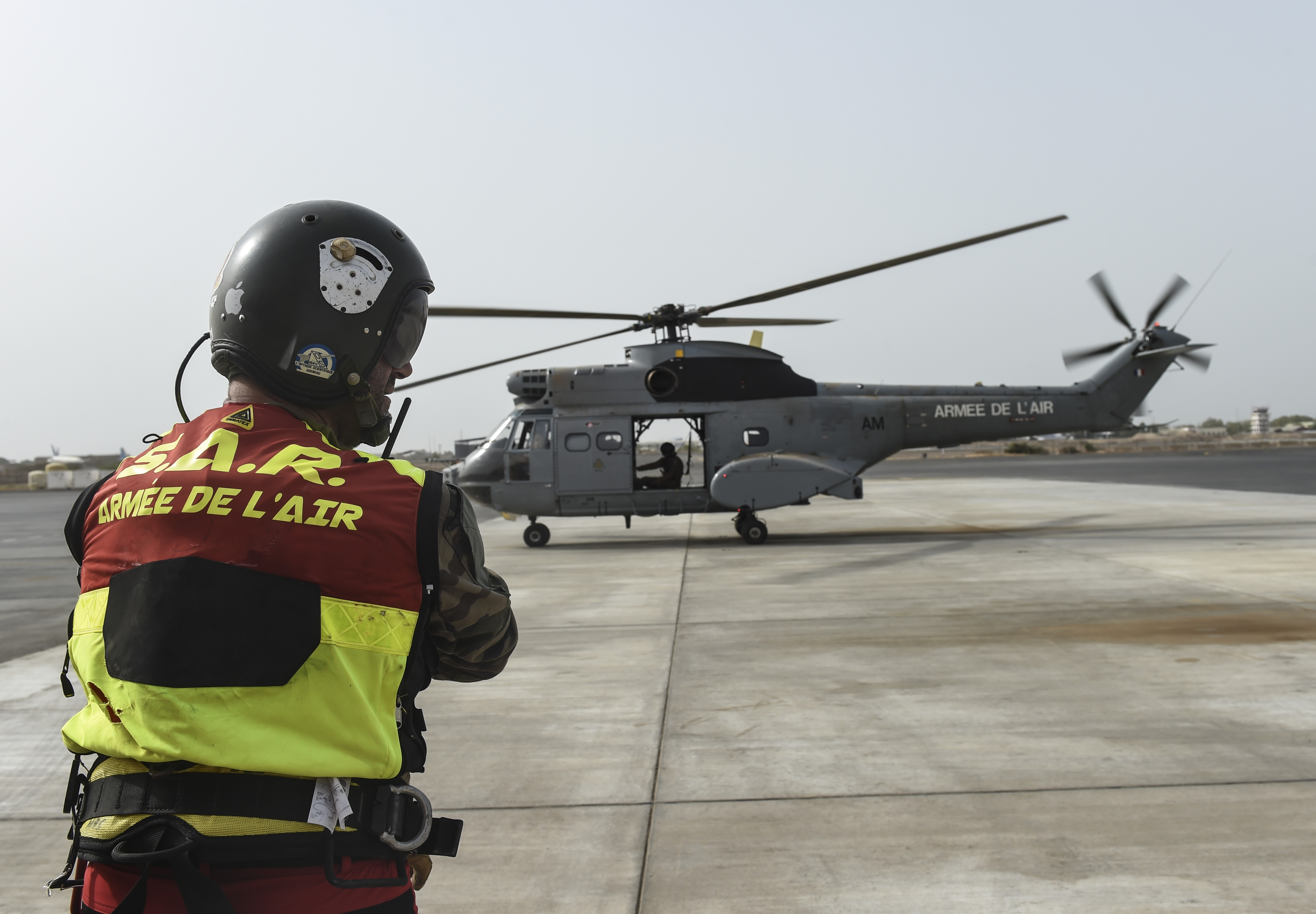 U S , French partners hone medical evacuation readiness in Djibouti