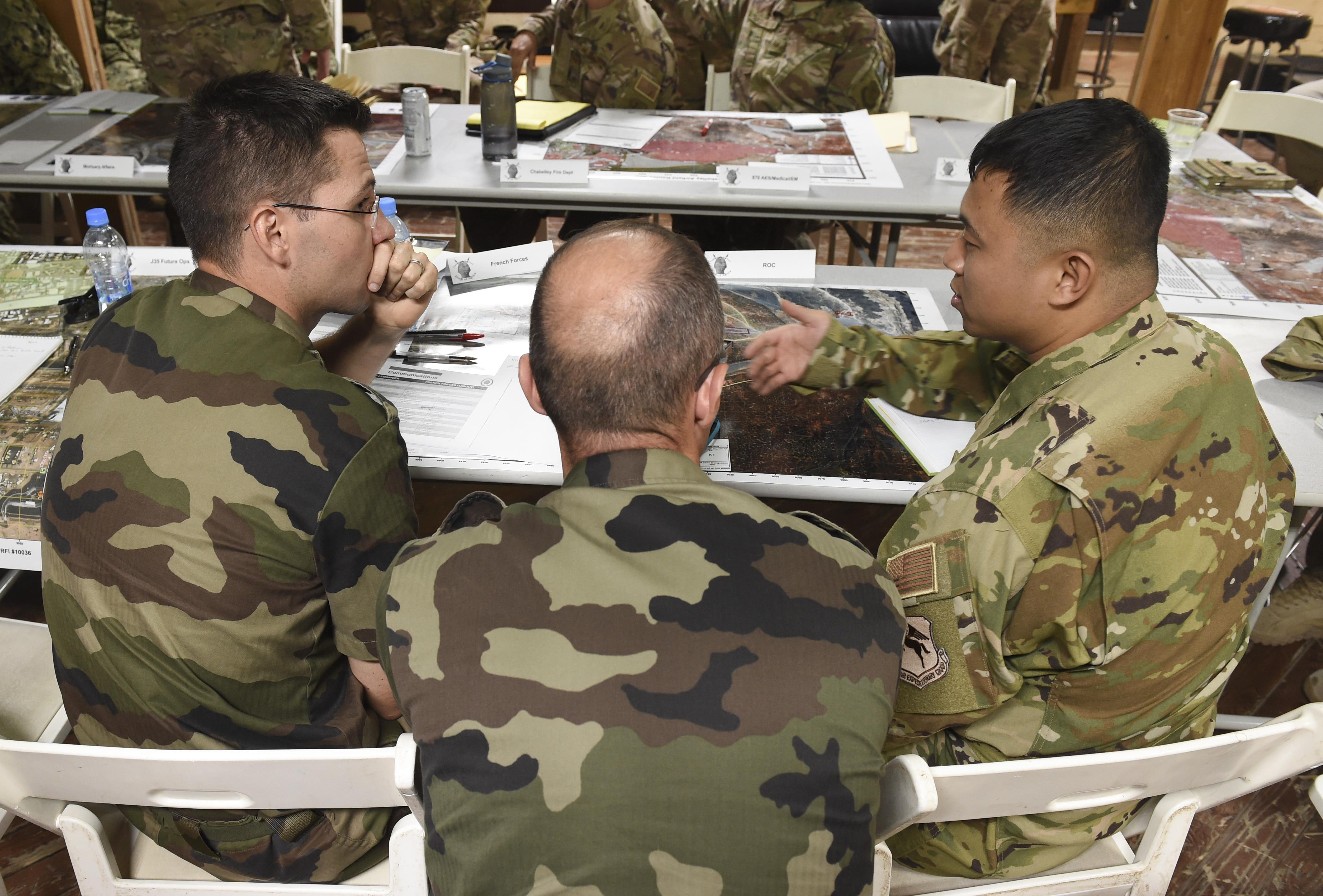Camp Lemonnier Personnel Exercise Mass Casualty Response Procedure