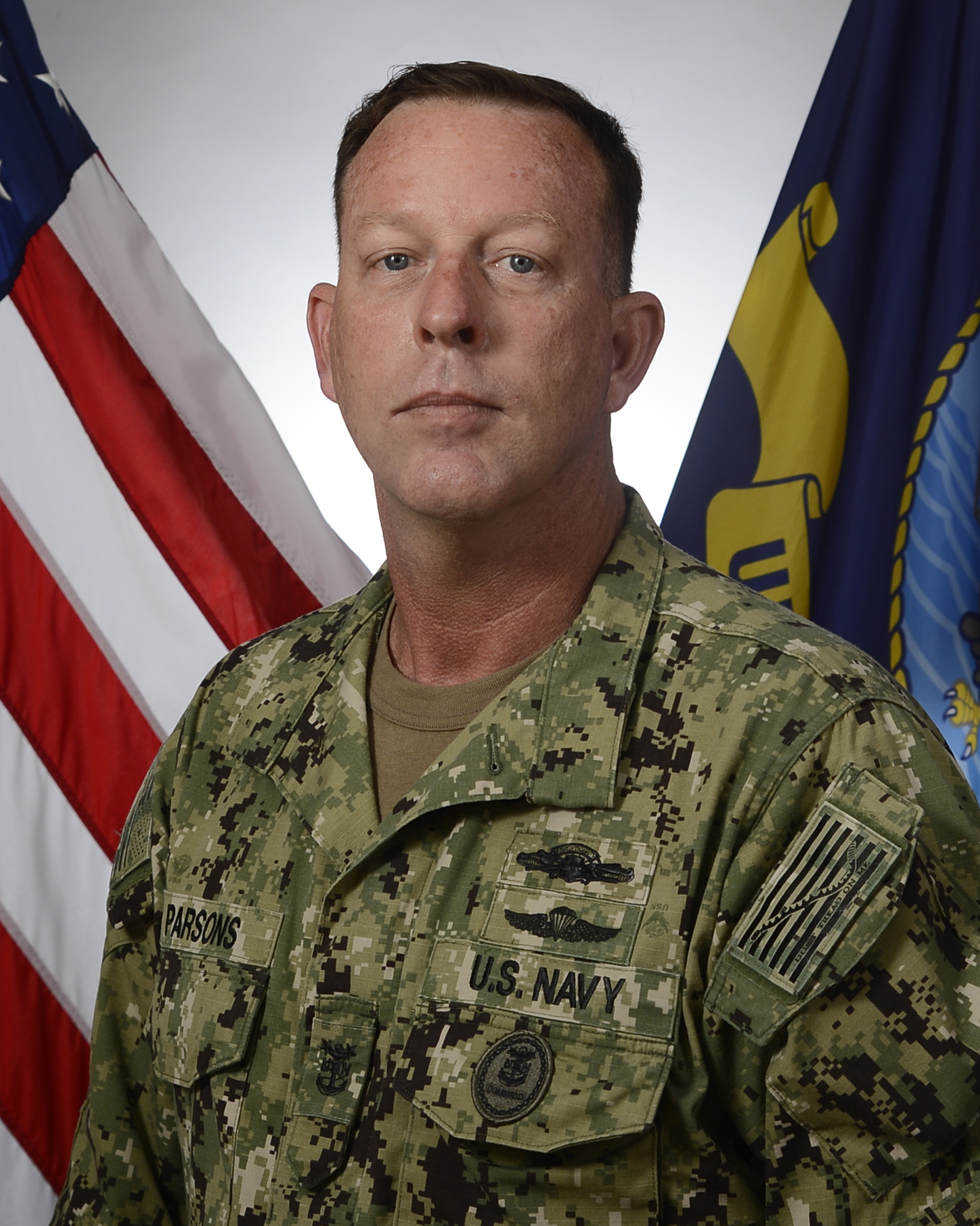 CJTF-HOA Command Senior Enlisted Leader Biography
