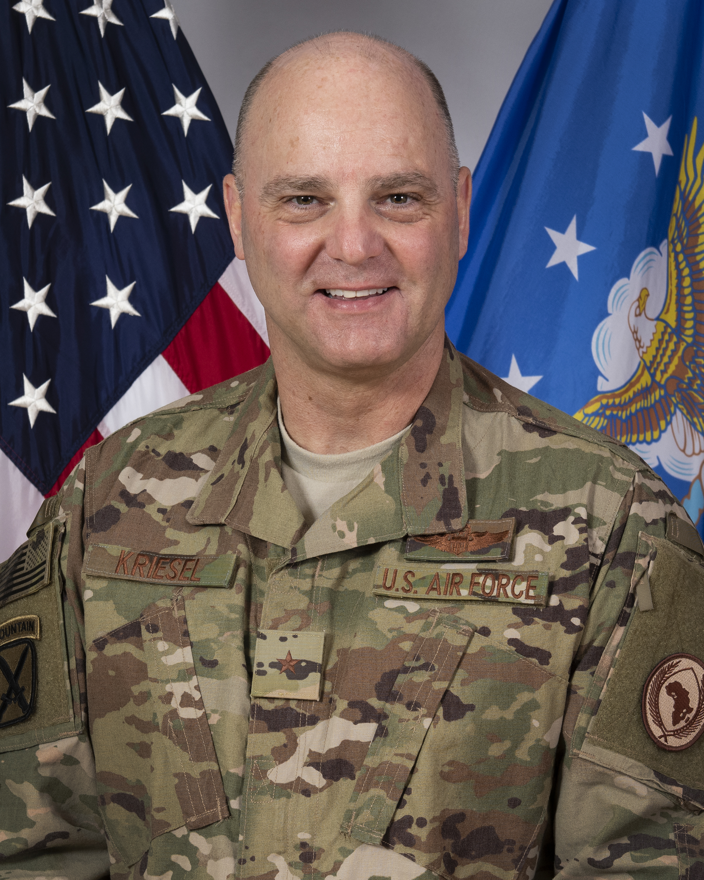 CJTF-HOA Deputy Commanding General Biography