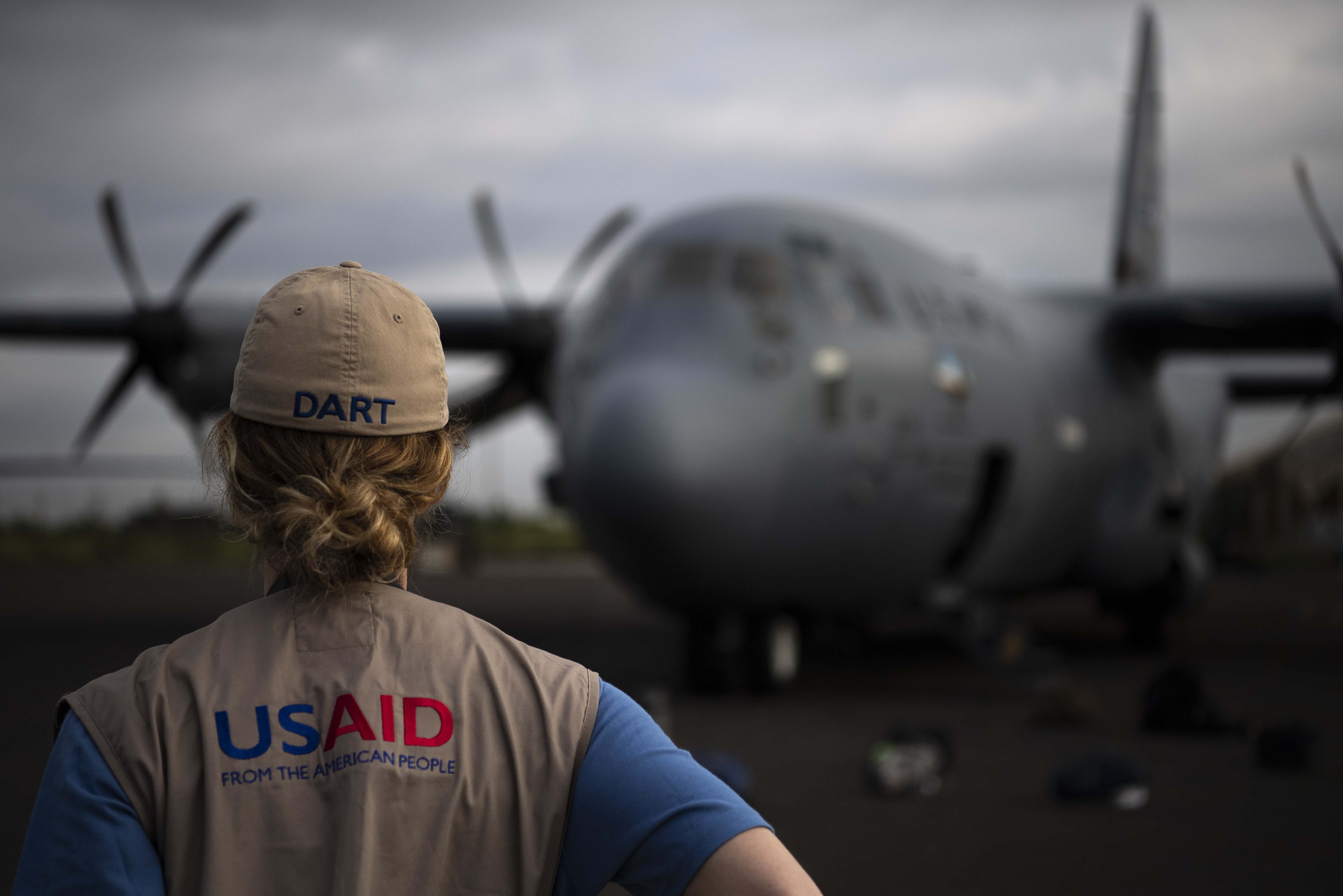 CJTF-HOA completes support of USAID-led Cyclone Idai relief ...